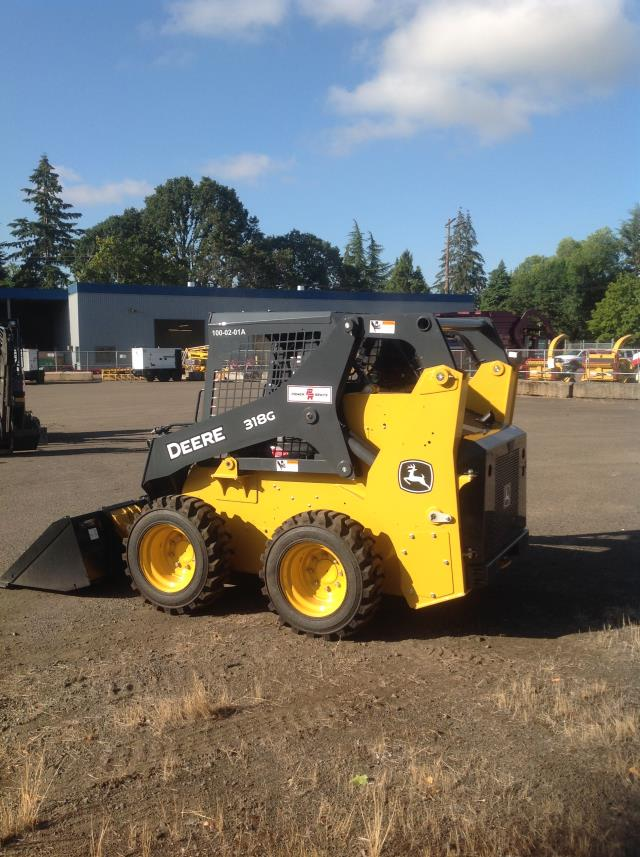 Where to find Skid Steer Large in Portland