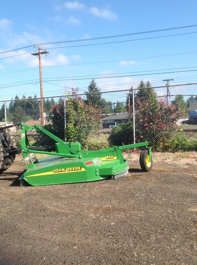 Where to find Mower Rotary 60  Tractor in Portland