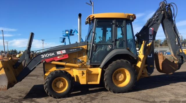 Where to find Backhoe Loader 4Wd Ex-Hoe in Portland