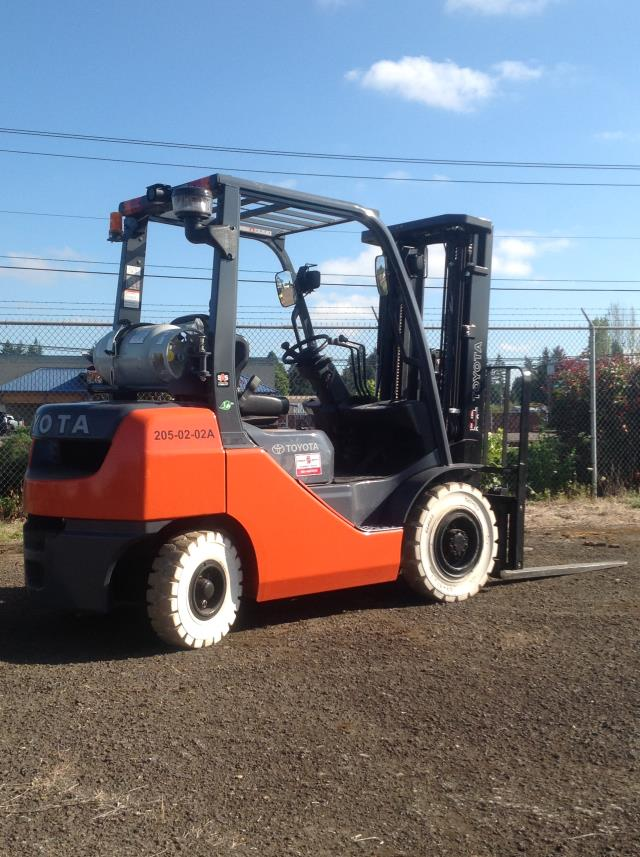 Where to find Forklift Industrial 189  Lift  5000 in Portland