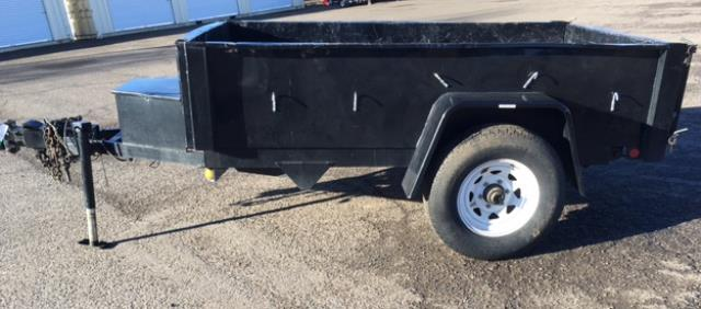 Where to find Dump Trailer 5  x 8  5,000  Max in Portland