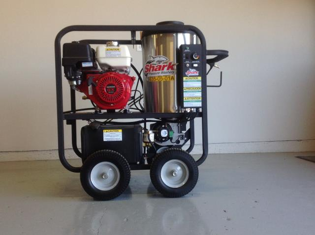 Where to find Pressure Washer 3500 Psi Hot Gas in Portland