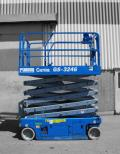 Rental store for Scissor Lift Electric 32  X 46 in Portland OR
