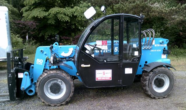 Where to find Forklift, Reach 5000  19  Lift in Portland