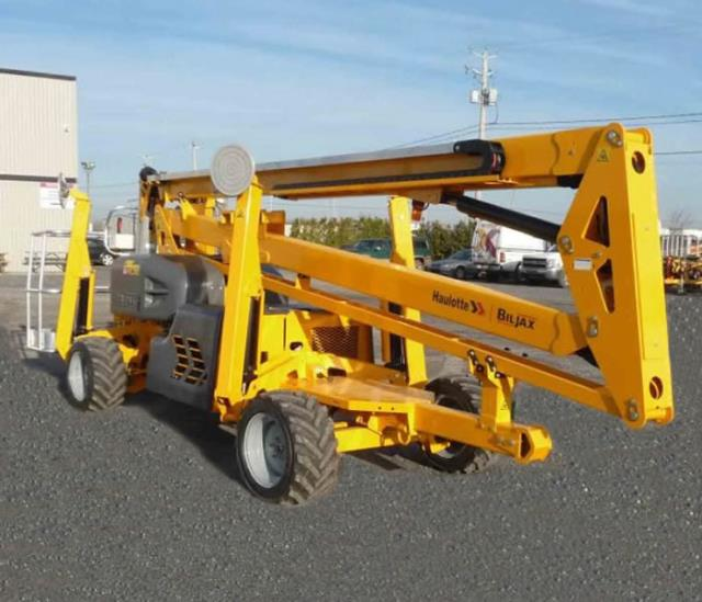 Where to find ManLift Articulated 55  4X4 OUTRIGGERS in Portland
