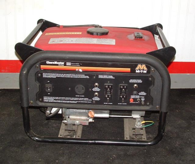 Where to find Generator 3.6 KW in Portland