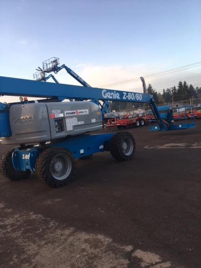 Where to find Manlift 80  4x4 Articulated in Portland