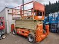 Rental store for Scissorlift Electric RT 2WD 40 X69 in Portland OR