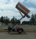 Rental store for Trailer  Roofer Buggy 8 6 x 5 3  3,360 in Portland OR