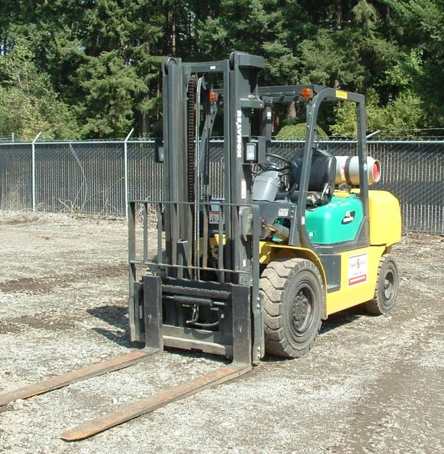 Where to find Forklift Industrial 9,000-10,000 in Portland
