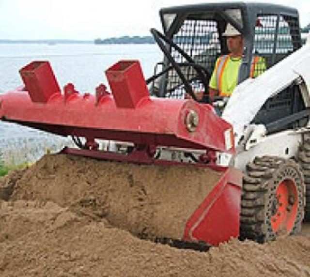 Where to find Sand Bagger Hydraulic 72 in Portland