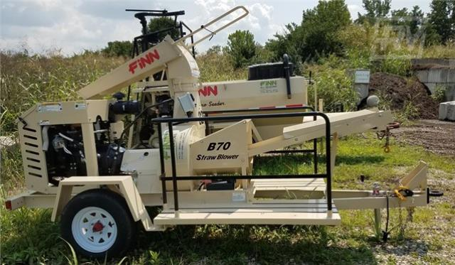 Where to find Straw Blower Finn B70T in Portland