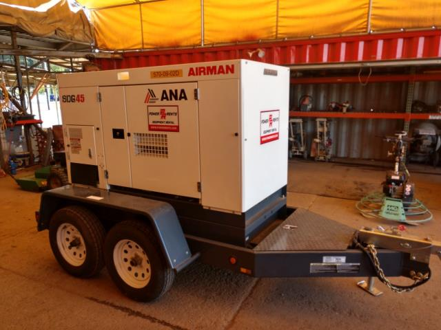 Where to find Generator 45 KVA  36KW in Portland