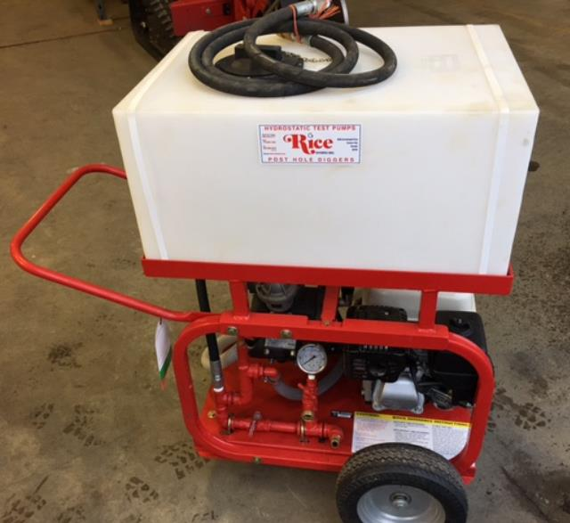 Where to find Pump Hydrostatic Test Gas in Portland